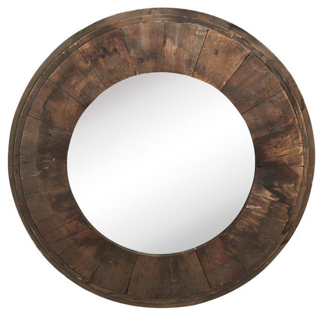 Wood Foundry-Mold Mirror