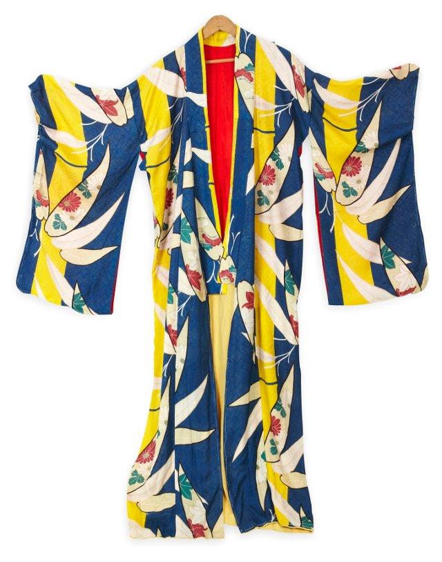 Woman's Kimono III