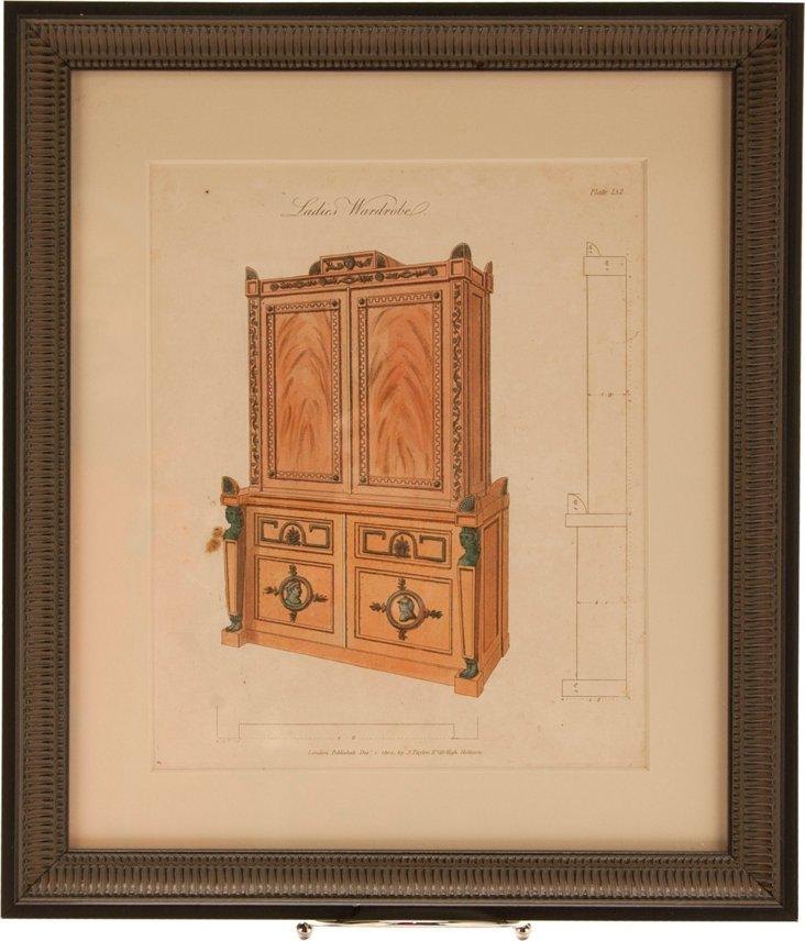 Smith Engraving, Wardrobe