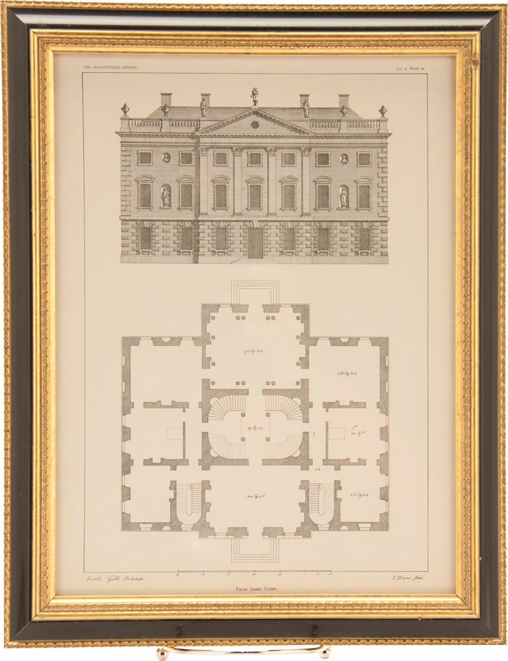 Architectural Engraving III