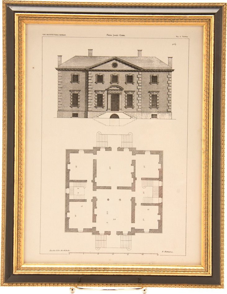 Architectural Engraving I