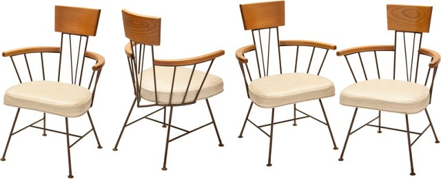 McCobb Chairs, Set of 4