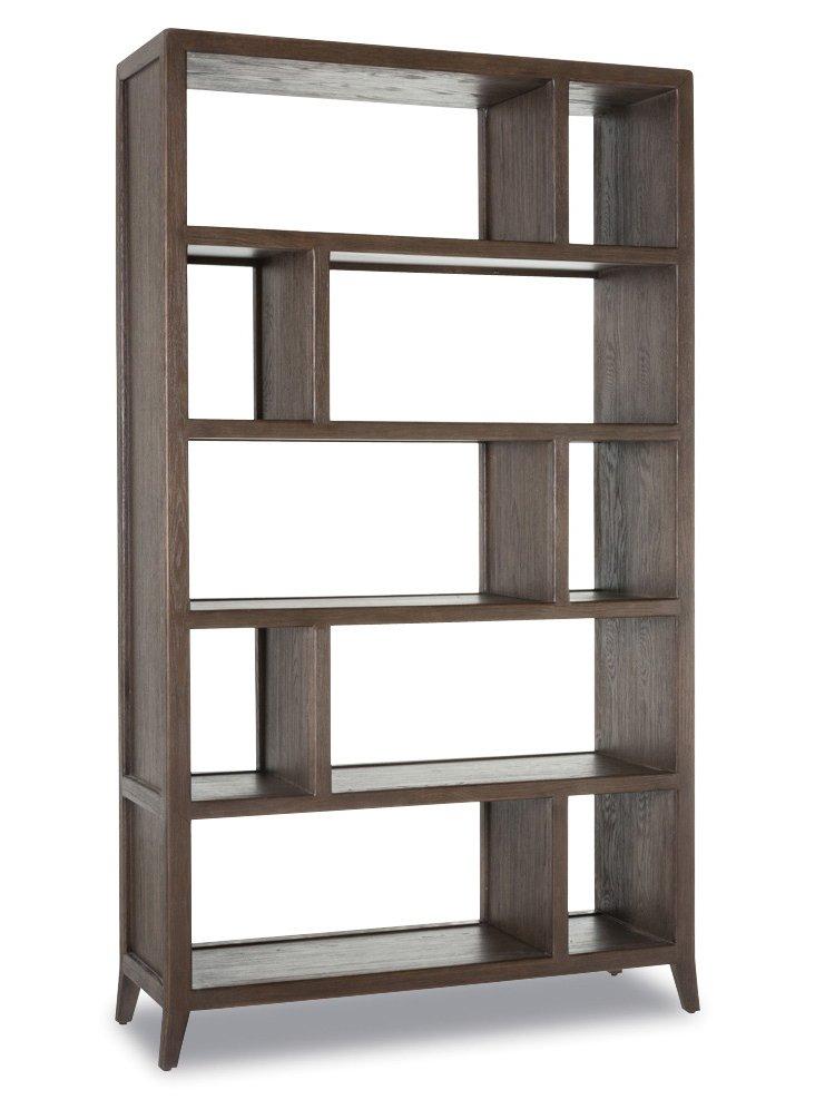 Hudson Bookcase, Tobacco