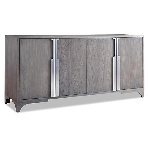 "Alfie 74"" Sideboard, Driftwood"