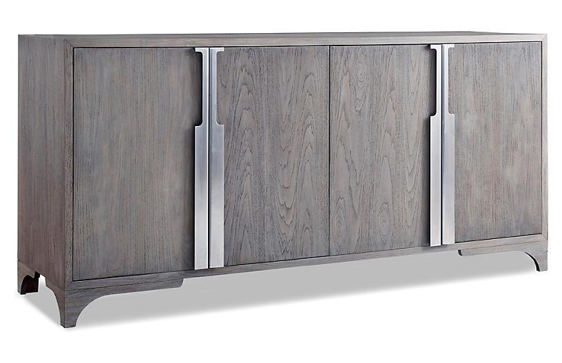 Palmer Sideboard, Driftwood