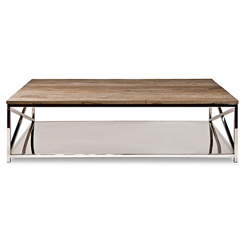 Aston Coffee Table, Natural