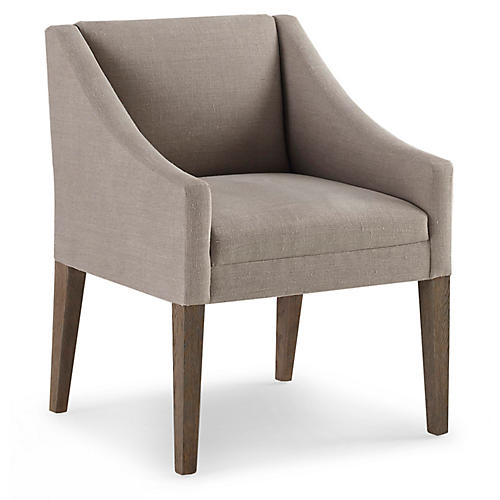 Holden Chair, Latte