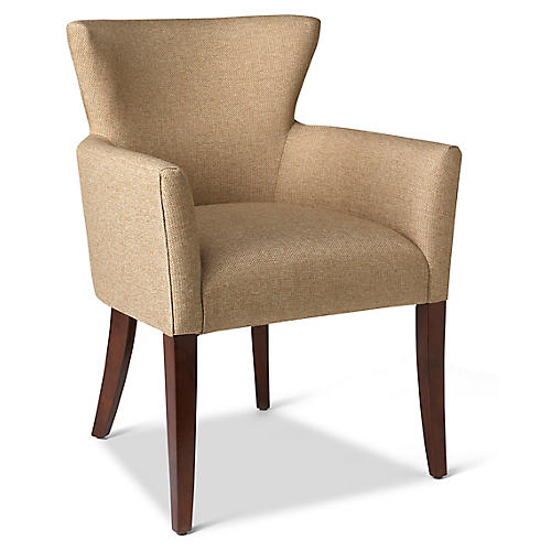 Casablanca Chair, Latte