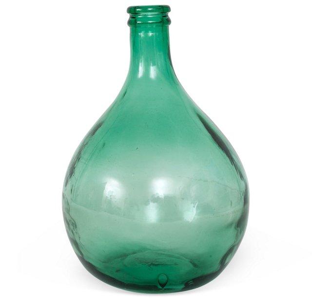 Vintage Demi John Bottle