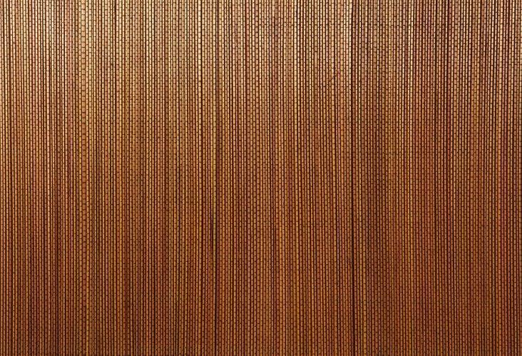 Grasscloth, Rust