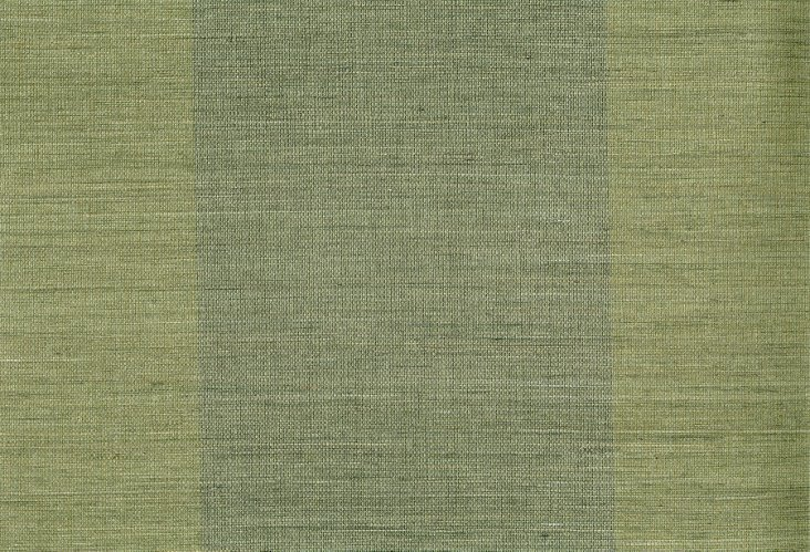 Grasscloth, Double Stripe Green