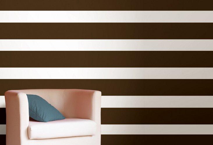 Hot Chocolate Brown Stripe Combo