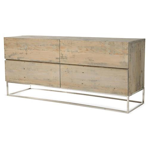 """Newport 70"""" Dresser, Natural"""