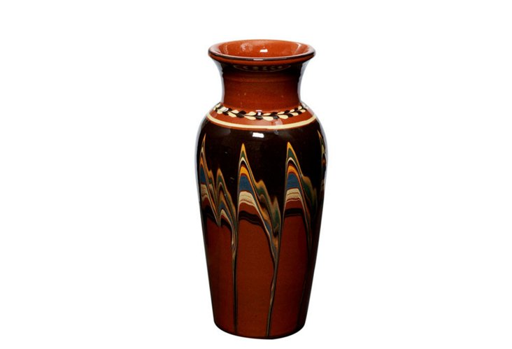 Bairak Vase, Earth