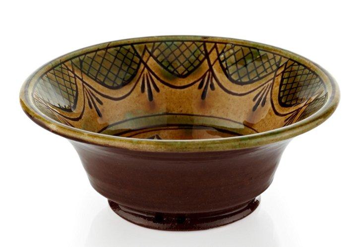 Set of 4 Turnovo Grape Bowls, Small