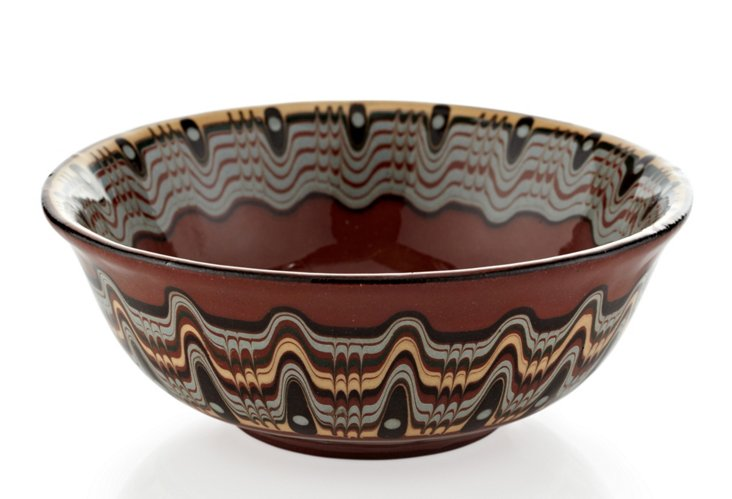 Set of 4 Terra Bowls, Medium