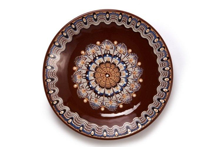 Mandala Deep Dish, Chocolate