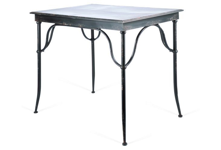 Lawrence Iron Table
