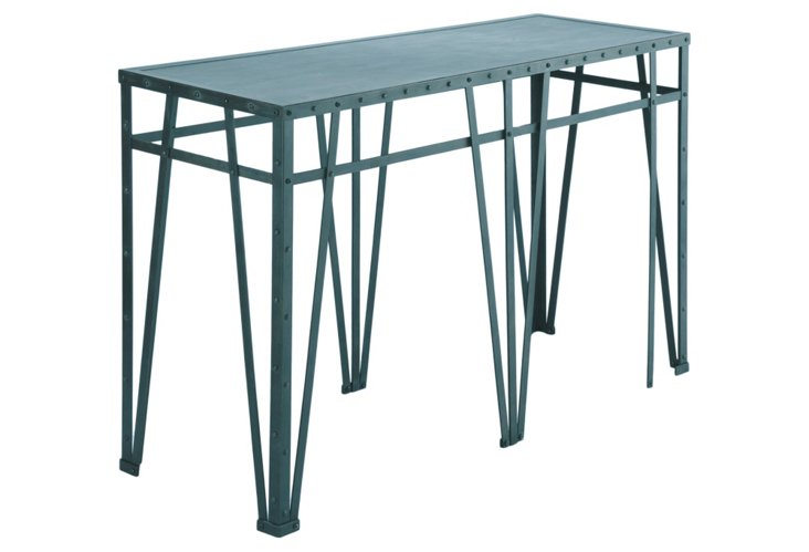 Iron Eiffel Table