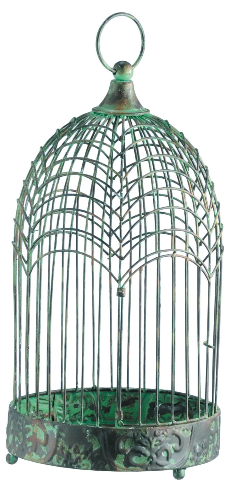 Iron Cage Lantern, Green