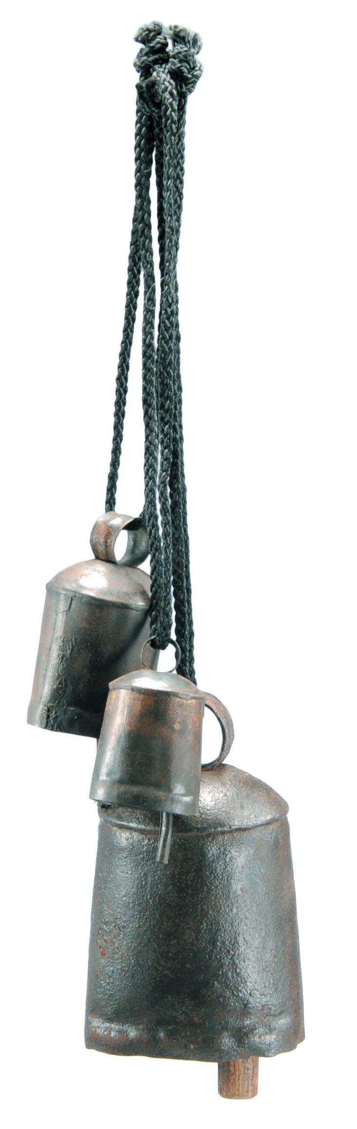 Metal Cowbells, Asst. of 3