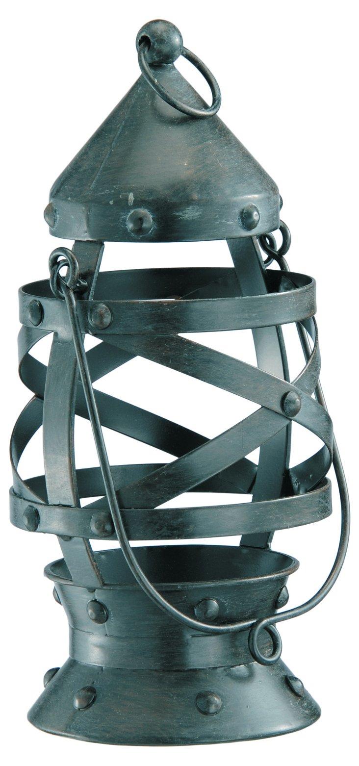Iron Ship's Lantern