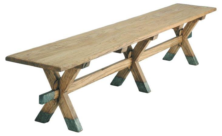Parker Elm Bench
