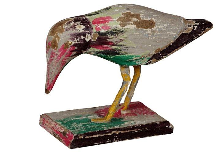 Wood Crow