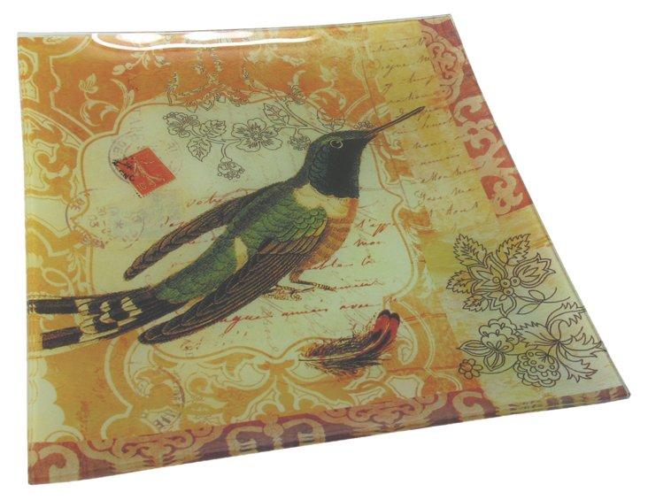 "11"" Right Facing Bird Tray"
