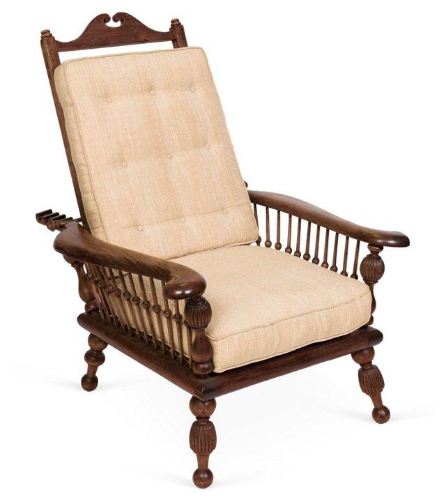 Victorian Recliner Chair
