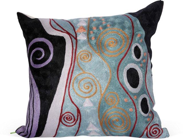 Modern Turkish Pillow II