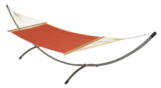 Harwood Hammock, Crimson (w/out Stand)