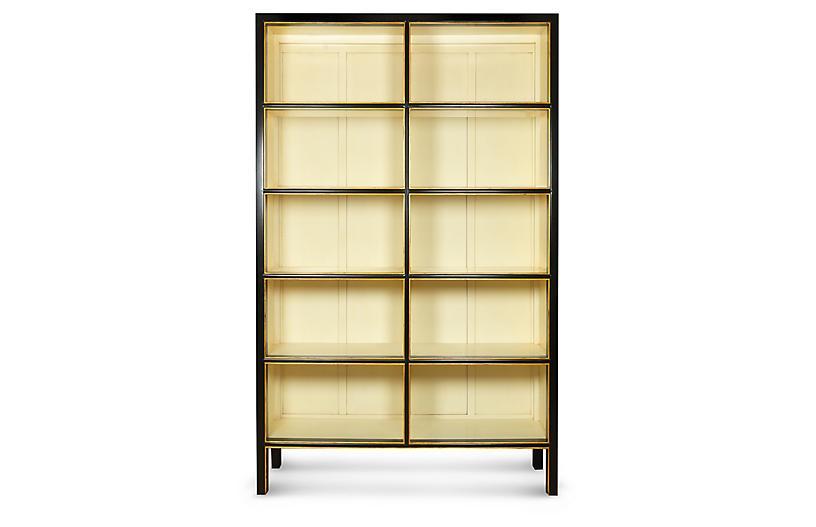 Chi Bookcase, Black