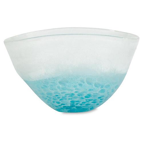 La Jolla Bowl, Blue/Cream