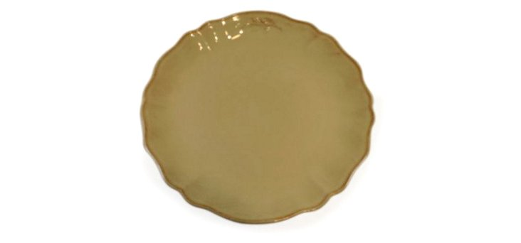 S/2 Olive Branch Dinner Plates