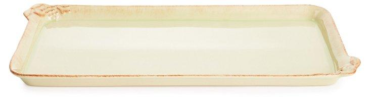 Rectangular Platter, Sage
