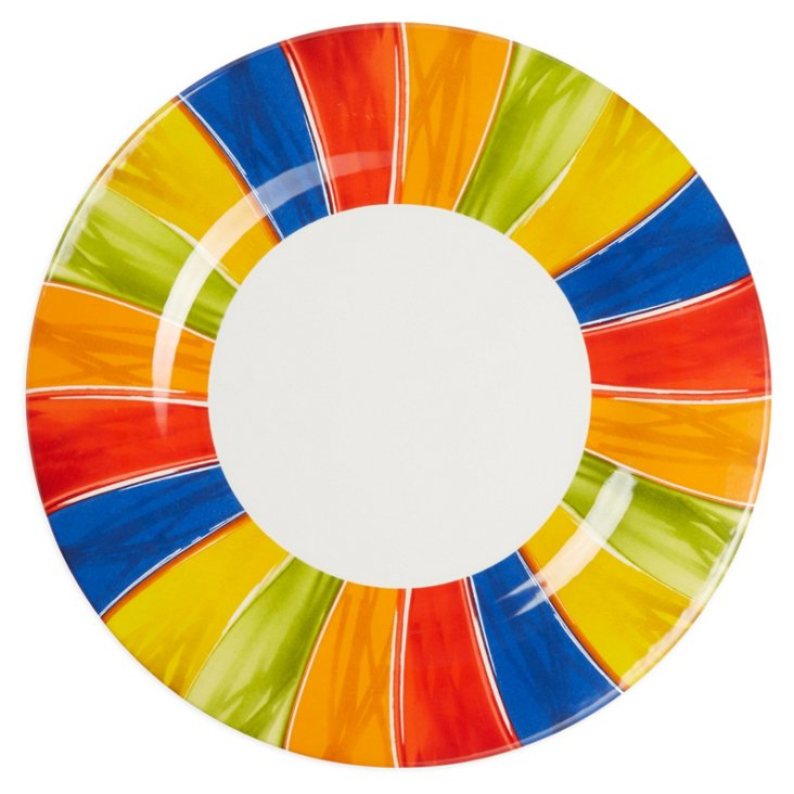 S/2 Color Wheel Chargers