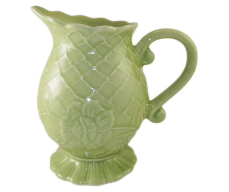 Pitcher, Green