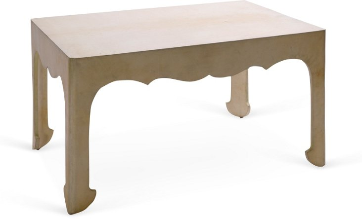Samuel Marx-Style Cocktail Table