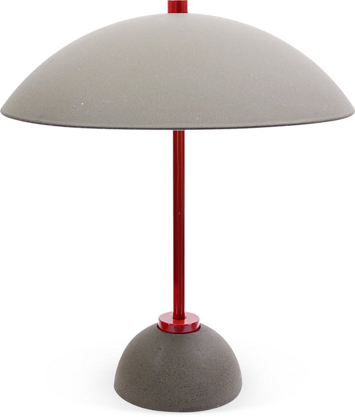 Memphis-Style Lamp