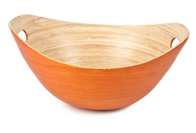 Large Bucket Bowl, Pumpkin