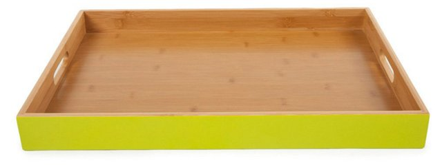 Classic Tray, Lime
