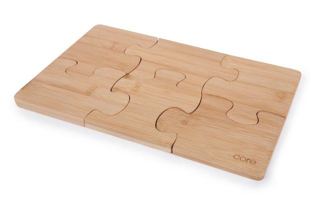 6-Piece Puzzle Coaster Set