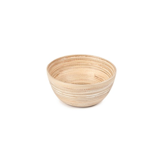 Set of 2 Round Bowls, Extra-Small