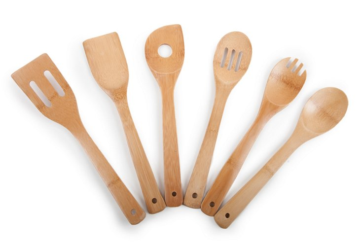 6-Pc Utensil Set