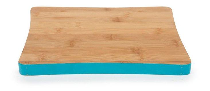 S/2 Small Color Boards, Aqua