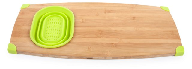 Over-the-Sink Cutting Board, Lime