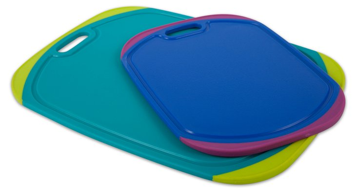 Dual Grip Board, Md/Lg Combo, Azure/Teal