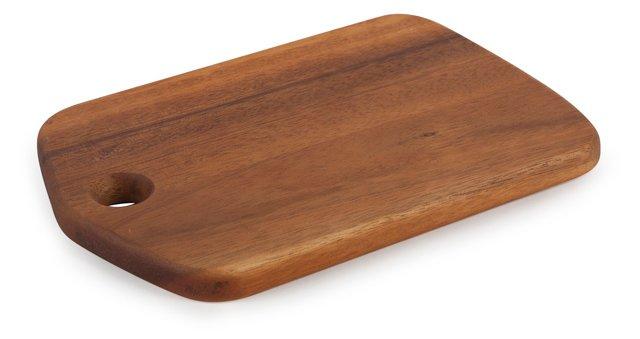Small Curve Cutting Board