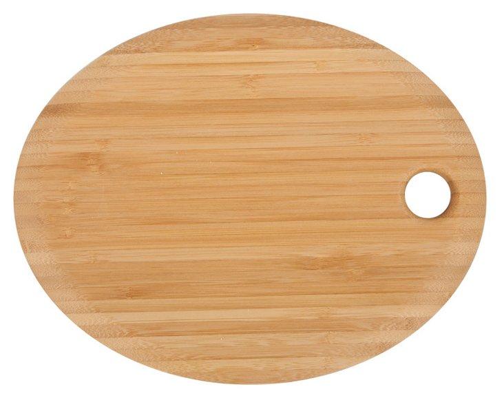 Small Oval Pebble Board